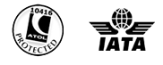 Atol and Iata sign